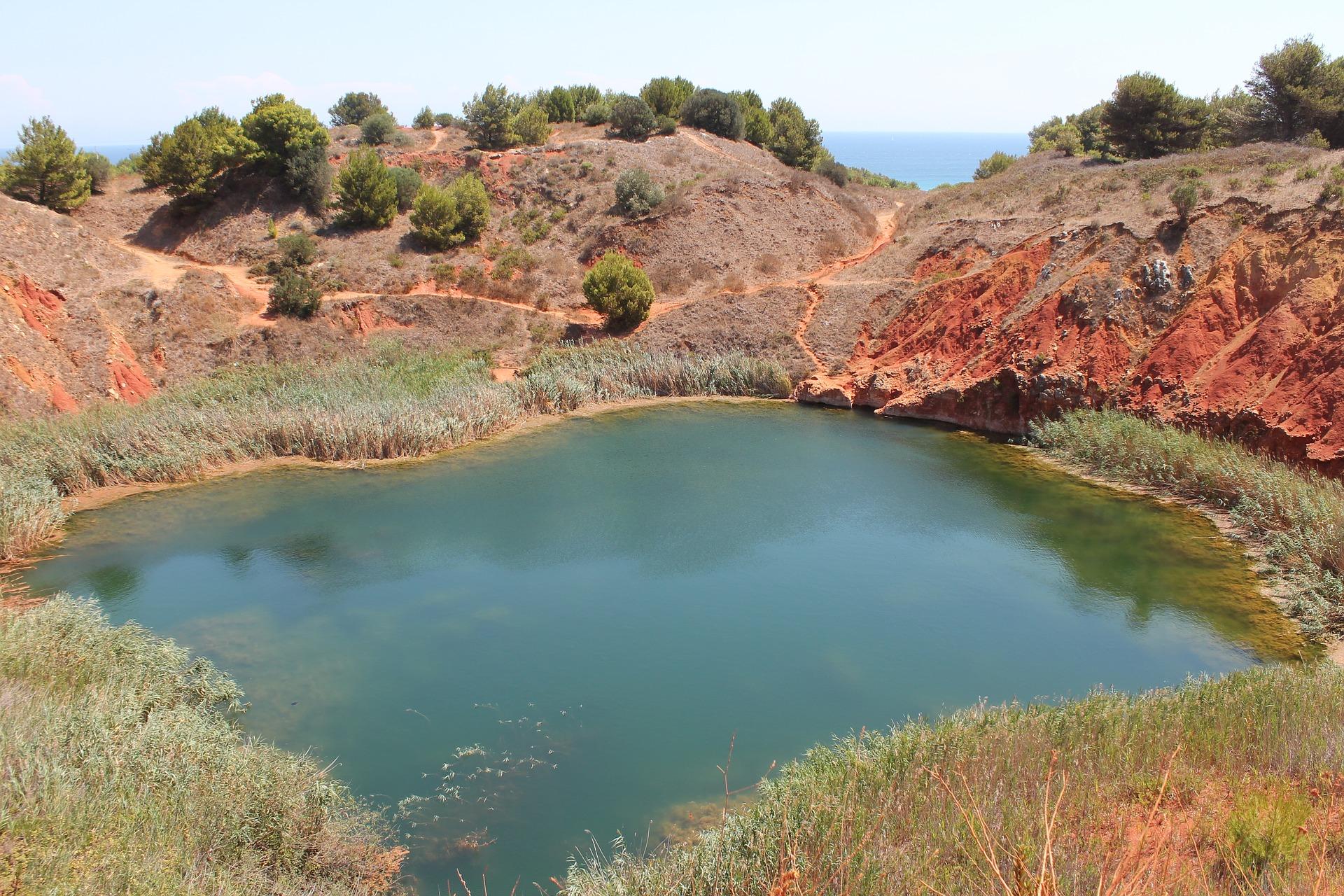 Otranto cava di bauxite