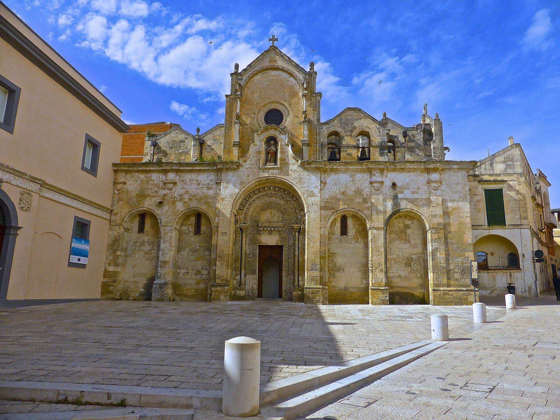 Puglia chiesa